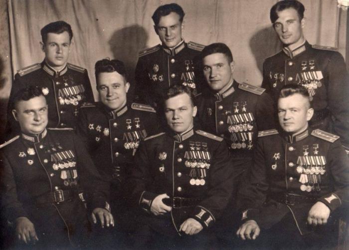 8 русских героев, которые уничтожили 20 полных эскадрилий Люфтваффе Германии