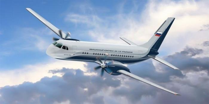 Правительство России выделяет 2,22 млрд напроизводство ипослепродажное обслуживание Ил-114-300