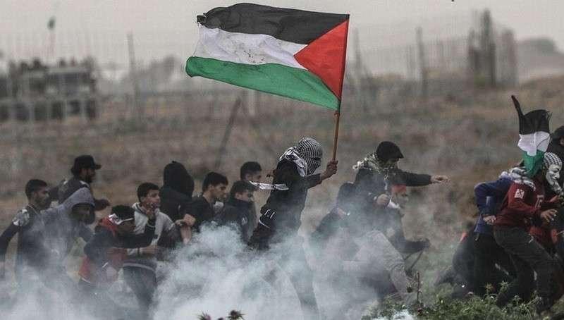 Евреи убили 4 и ранили более 300 протестантов на границе с сектором Газа