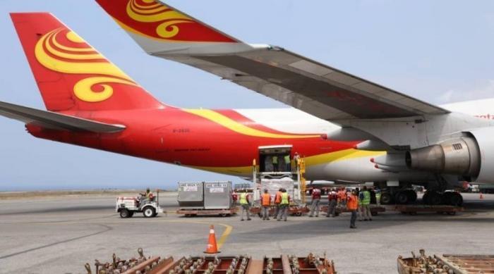 В Венесуэлу из Китая начали прибывать самолёты с обещанной гуманитарной помощью