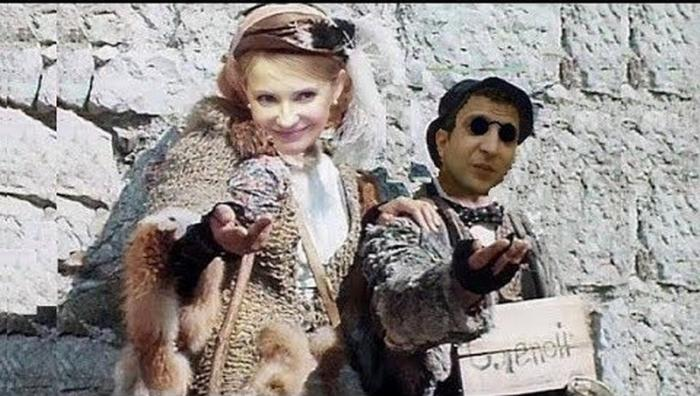 Выборы на Украине: «Какое небо голубое...» Новости Хазарского каганата от Эдуарда Ходоса