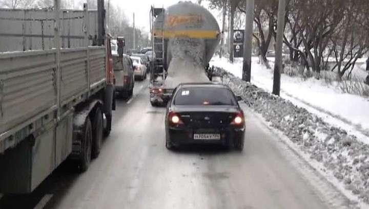 «Ледяной дождь» оставил без энергии десятки тысяч человек в Челябинской области