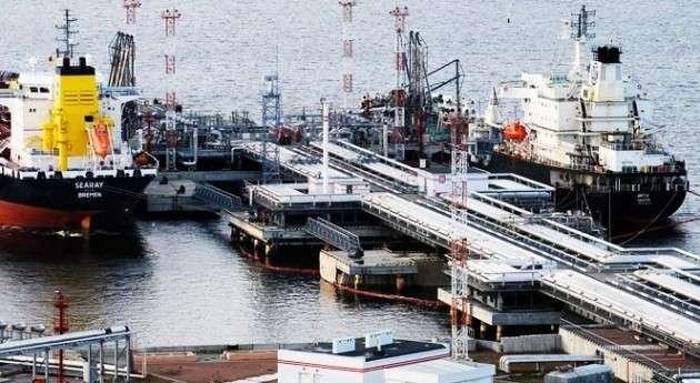 Российская нефть уходит из латвийских портов