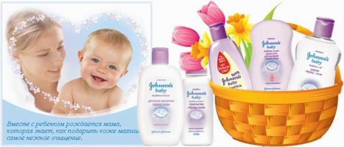 Детские шампуни Johnson & Johnson не прошли проверку качества, из-за вредных ингредиентов