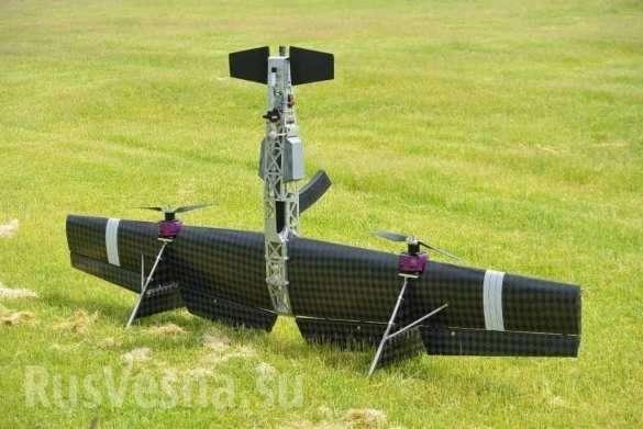 «Летающий кошмар»: на Западе впечатлены новым необычным российским дроном-перехватчиком | Русская весна