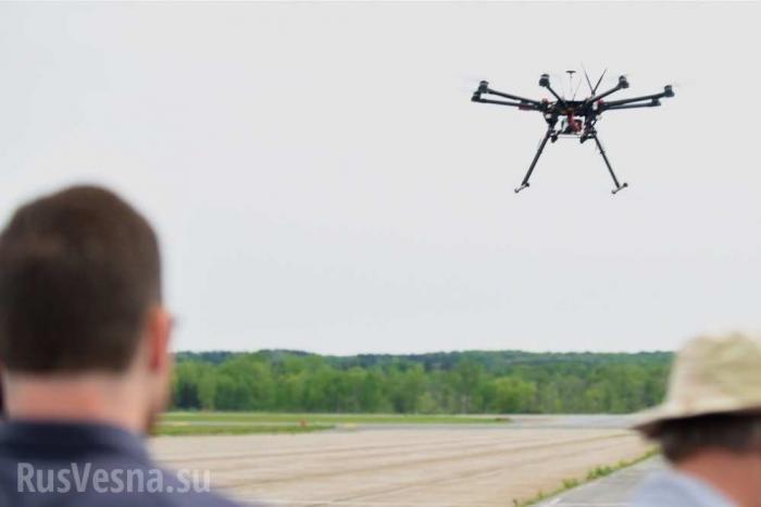«Летающий кошмар»: на Западе впечатлены новым необычным российским дроном-перехватчиком