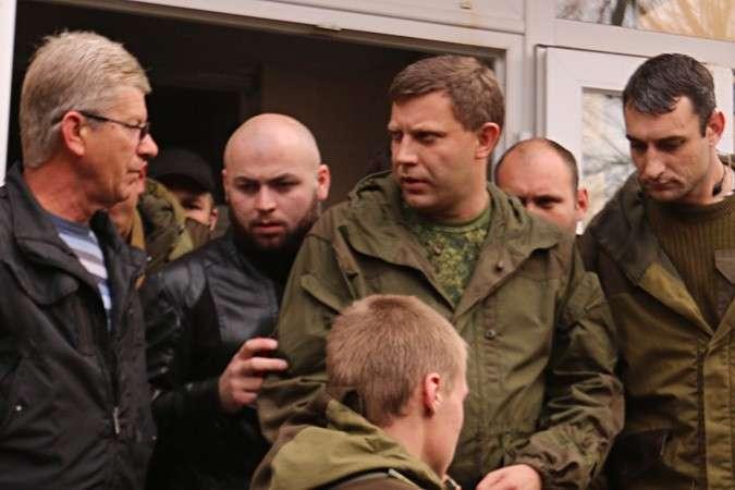 Александр Захарченко: «Украина хочет оставить нас без денег и поднять тут социальный бунт»