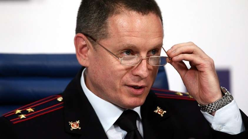 Глава Московской ГИБДД Виктор Коваленко подал в отставку