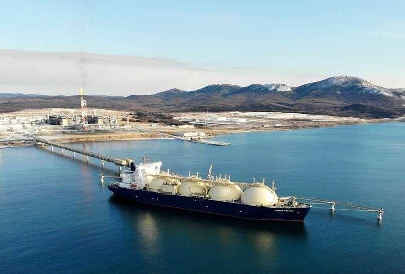 Россия обошла США на рынке сжиженного газа