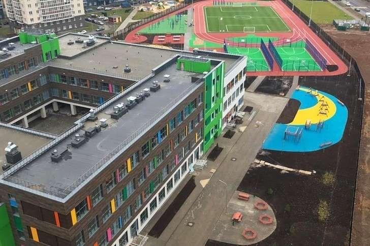 Школу на 600 учеников ввели в деревне Ликова Новой Москвы