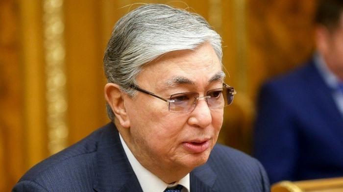 Президент Казахстана Токаев прибыл с первым зарубежным визитом в Москву