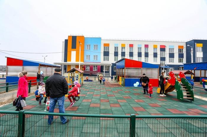 ВВолгограде открыт новый детский сад «Долина детства»