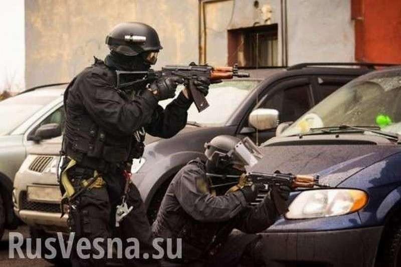 В Кабардино-Балкарии ликвидированы бандиты, связанные с ИГИЛ (ФОТО, ВИДЕО)