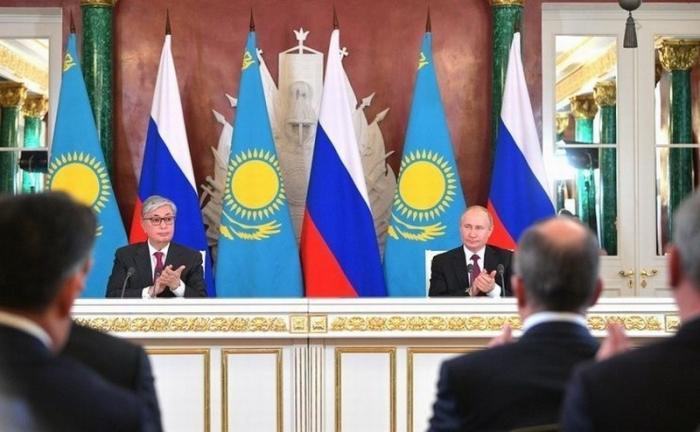 Владимир Путин предложил построить в Казахстане АЭС по российским технологиям