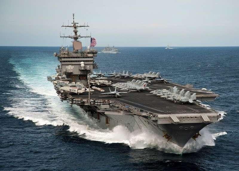 Эпоха американского военно-морского господства заканчивается