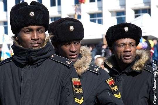 Россия может укрепить позиции в мире с помощью Анголы