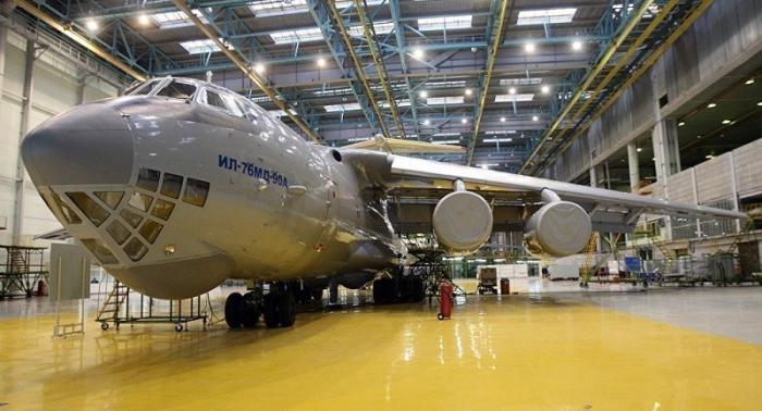 Из устаревшего Ил-76 сделали самолет нового поколения