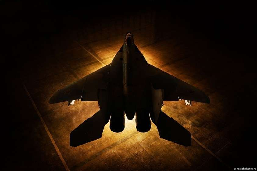 МиГ-35 – это надо видеть!