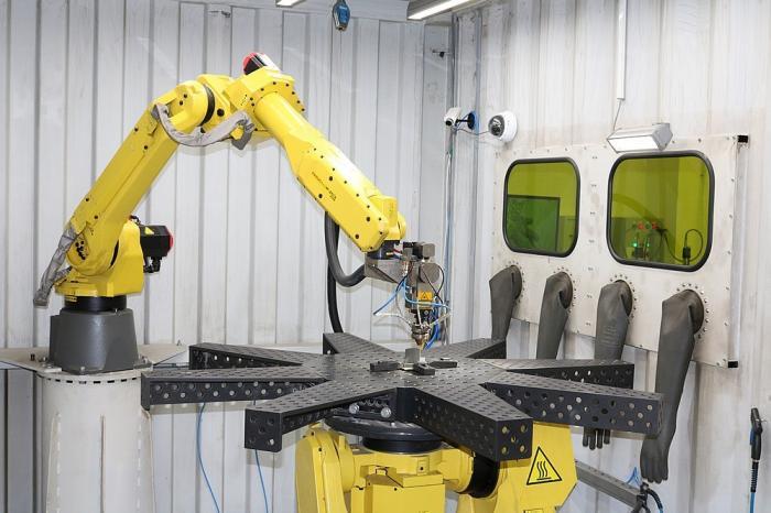 В Самаре ввели вэксплуатацию самую большую вРоссии установку прямого лазерного выращивания
