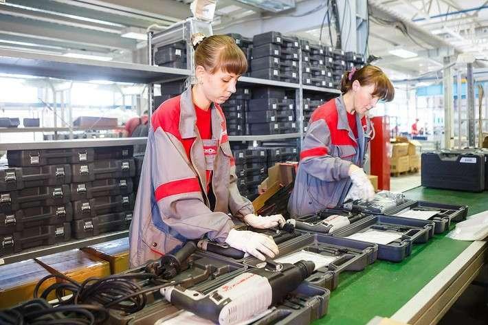 ВОЭЗ «Алабуга» открылся один изкрупнейших вЕвропе заводов попроизводству электроинструментов