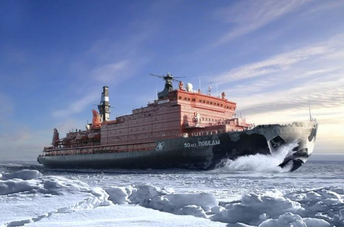 Арктика возвращается домой: арктический шельф признан продолжением территории России