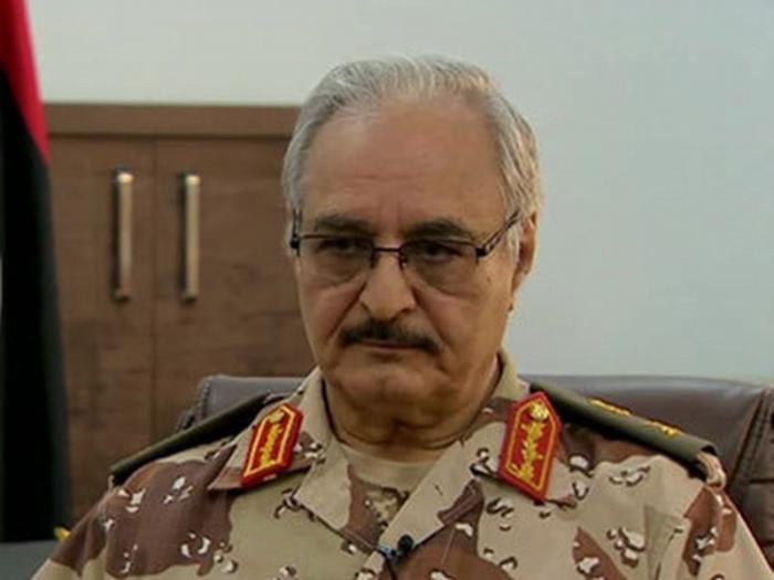 Маршал Халифа Хафтар приказал начать наступление на столицу Ливии – Триполи