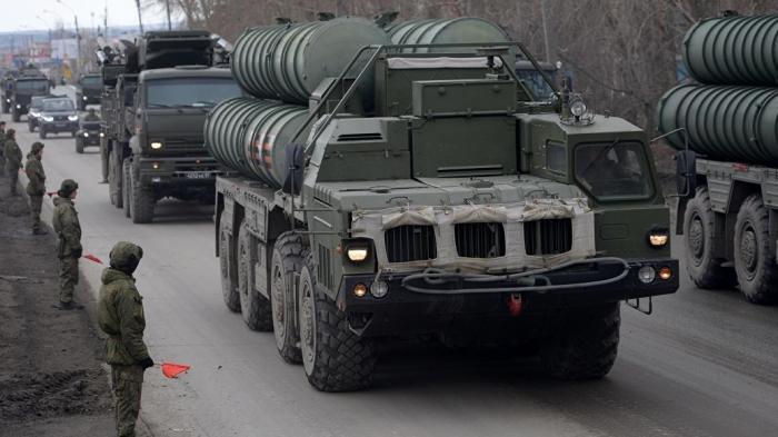Российские комплексы С-400 очищают небо Турции от американских F-35
