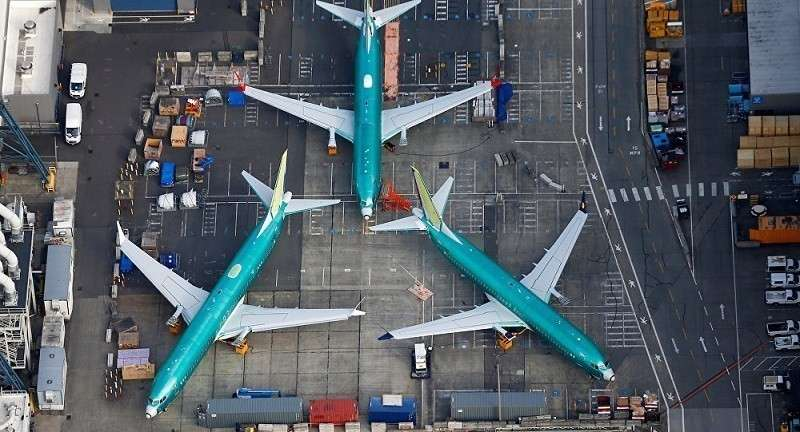 Боинг нашел еще одну ошибку в программном обеспечении 737 MAX
