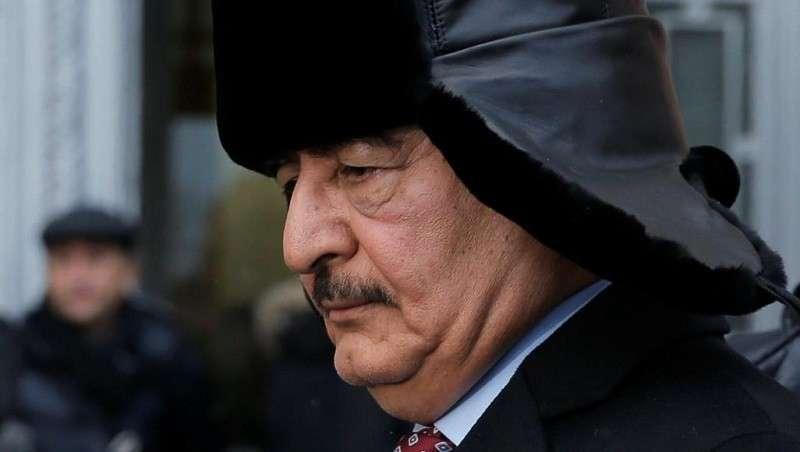 Ливия. Армия заняла часть Триполи