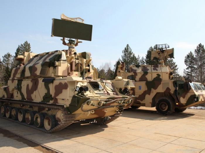 Российский ЗРК «Тор-М2» прошёл боевое крещение в реальном бою