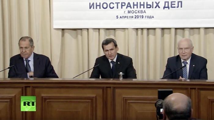 Сергей Лавров и главы МИД стран СНГ подвели итоги переговоров в Москве
