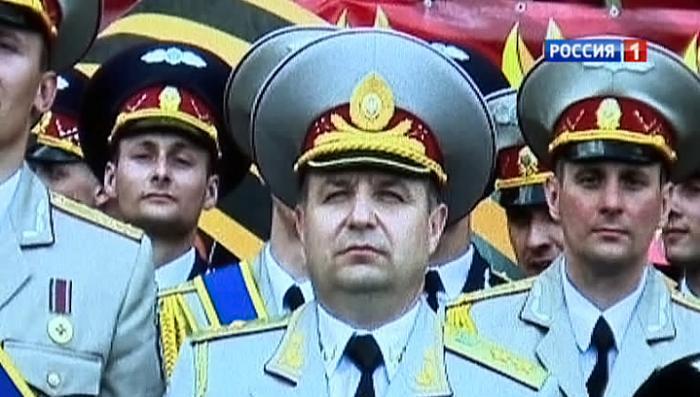 Генерал Полторак дорвался до власти