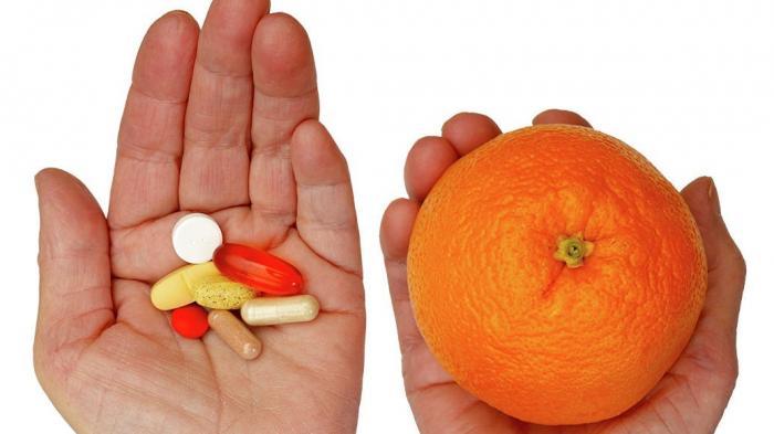 Ученые предупреждают: витамины и пищевые добавки вредны