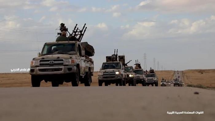 Армия Хафтара вошла в один из районов возле Триполи