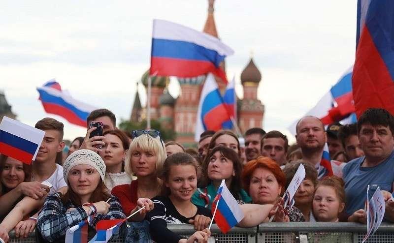 Какие темы больше всего волнуют россиян?