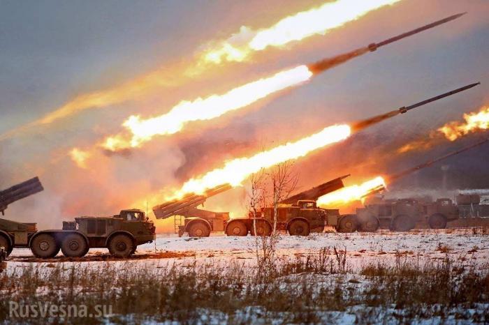 Арктика: авиация, танки и артиллерия ВМФ России показали свою силу