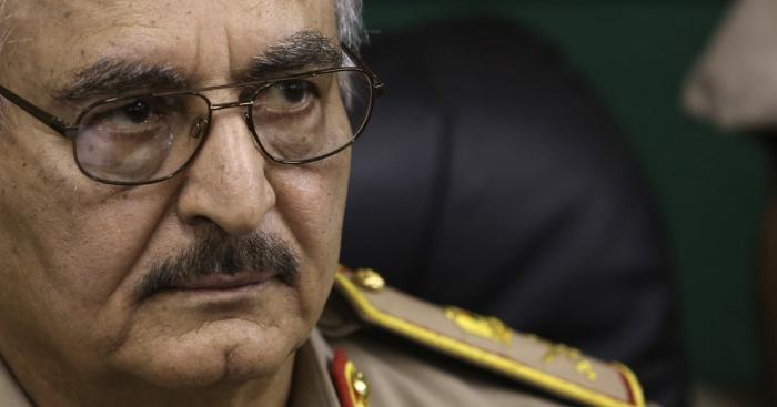 Халифа Хафтар мог закончить войну в Ливии этим утром