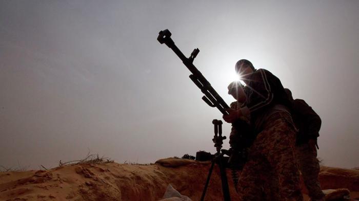 Армия ливийского правительства атаковала силы Хафтара