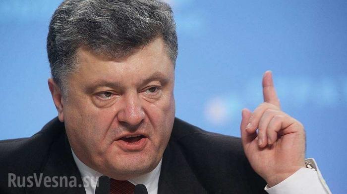 Порошенко ударил журналиста занеудобный вопрос