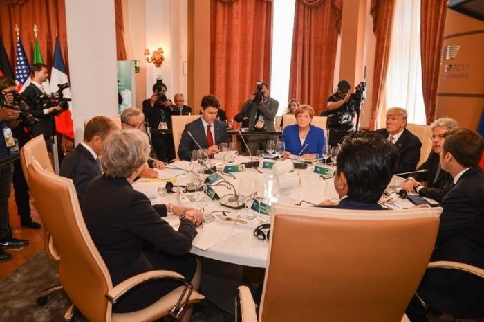 G7 обещали бороться с Россией в Венесуэле, Украине и космосе