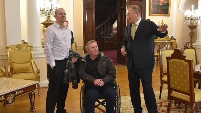 Отравленный в Эймсбери британец Роули захотел встретиться с Путиным