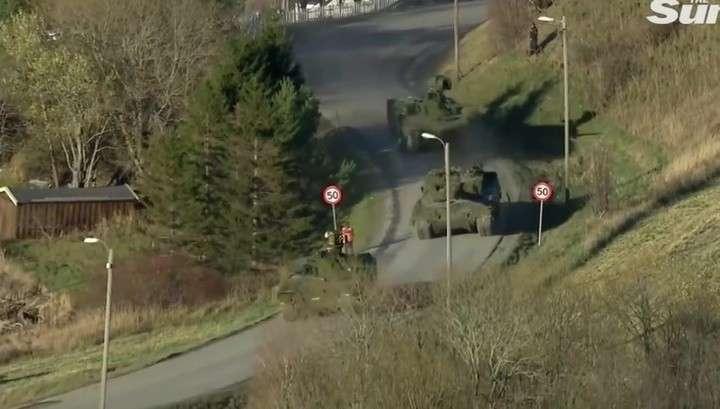 России вторглась в Эстонию, заявил немецкий телеканал ZDF