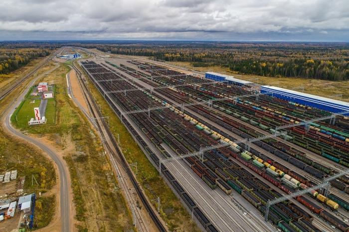 Усть-Лужский железнодорожный узел – ворота России в Европу
