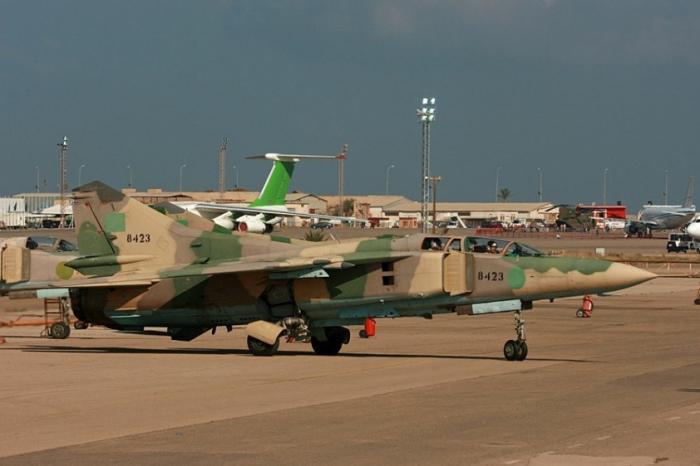 В Ливии обе стороны конфликта начали применять боевую авиацию
