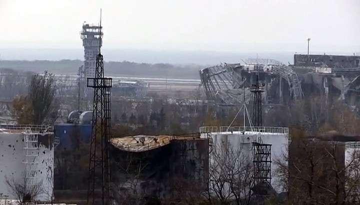 В Донецкой области не прекращаются обстрелы