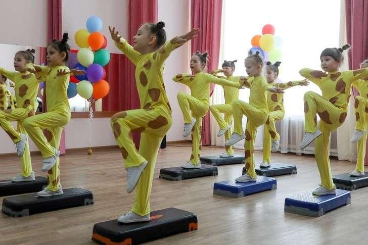В Красноярске открыт детский сад на 300 мест