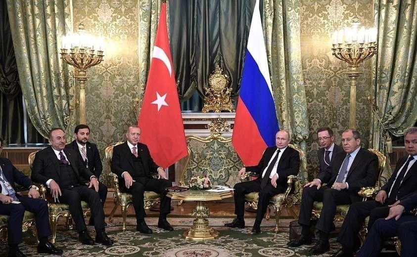 Российско-турецкие переговоры.