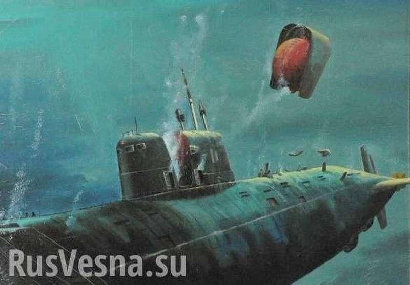 «Это был сущий ад»: как русский подводник Сергей Преминин спас мир от ядерной катастрофы