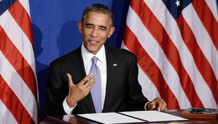 Обама испортил митинг демократов своим приходом