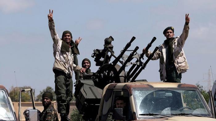 Война в Ливии: США не готовы списывать Халифу Хафтара